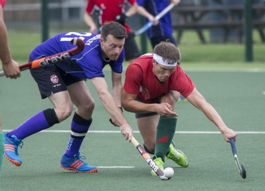 Mens 1sts in action