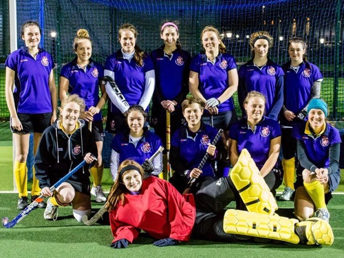 Ladies' 2nd XI
