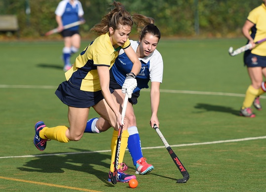 Ladies 1sts in action