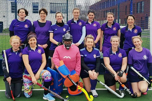 Ladies' Veterans XI