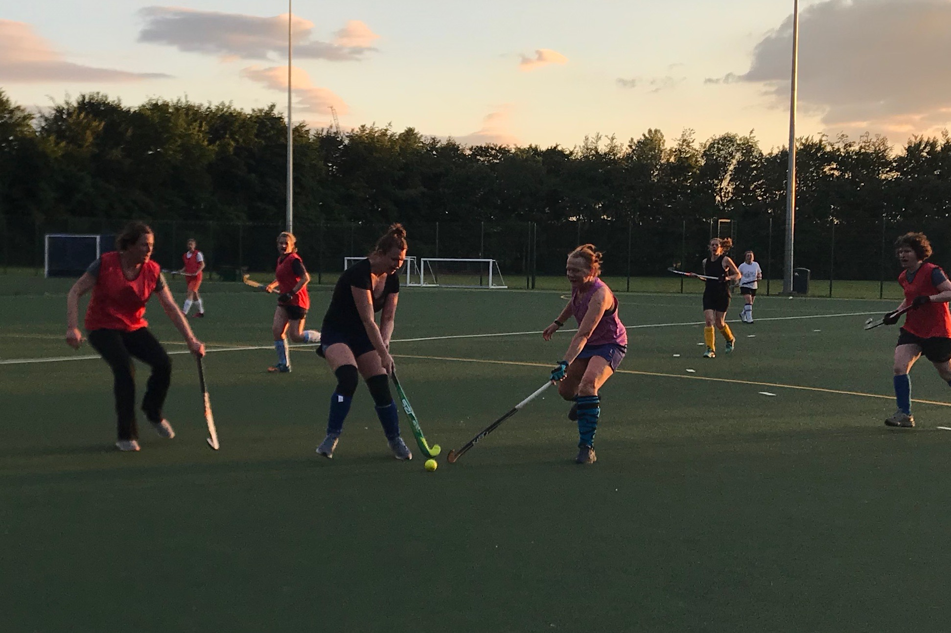 Women's Masters Evening Hockey