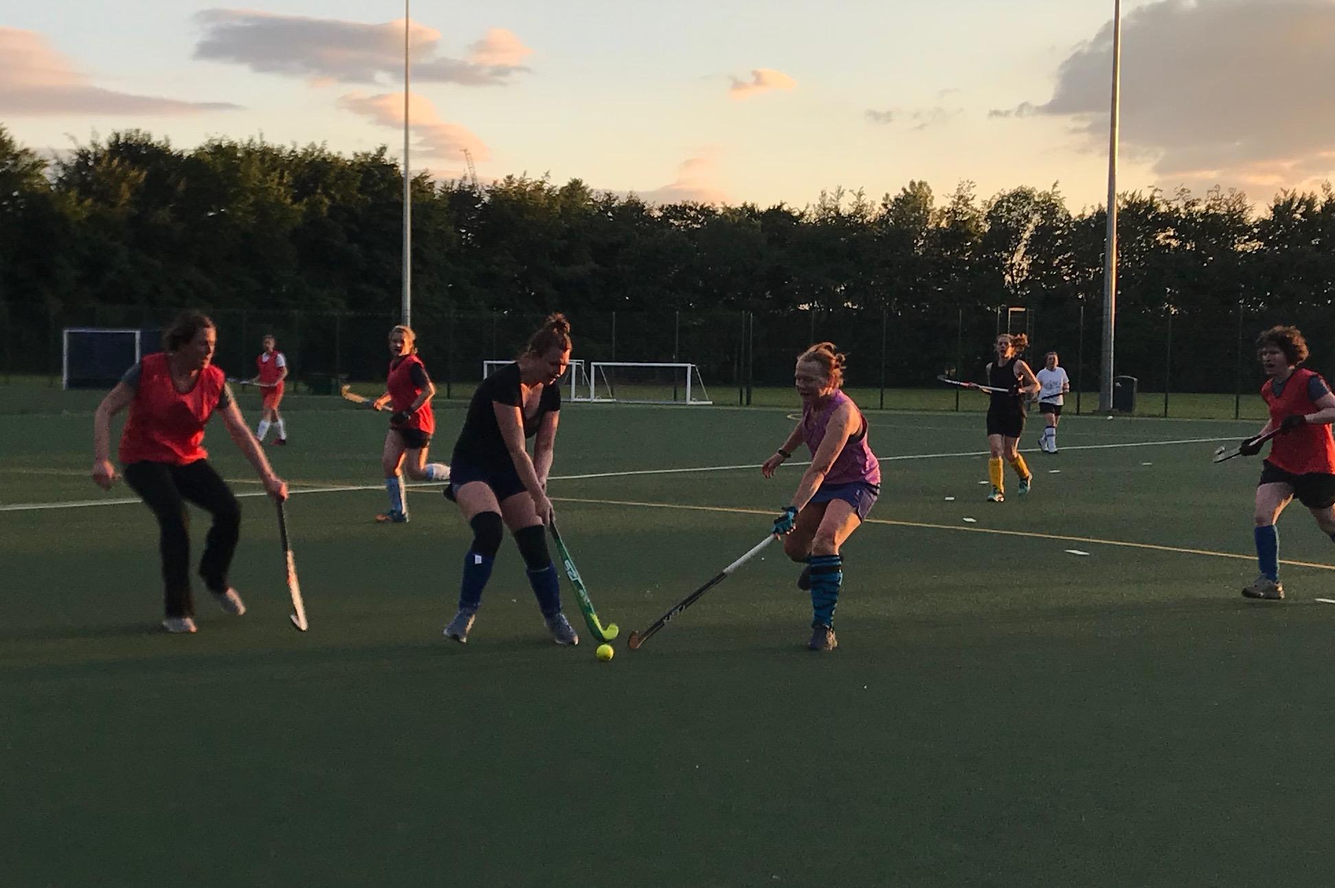Women's Masters Evening Hockey