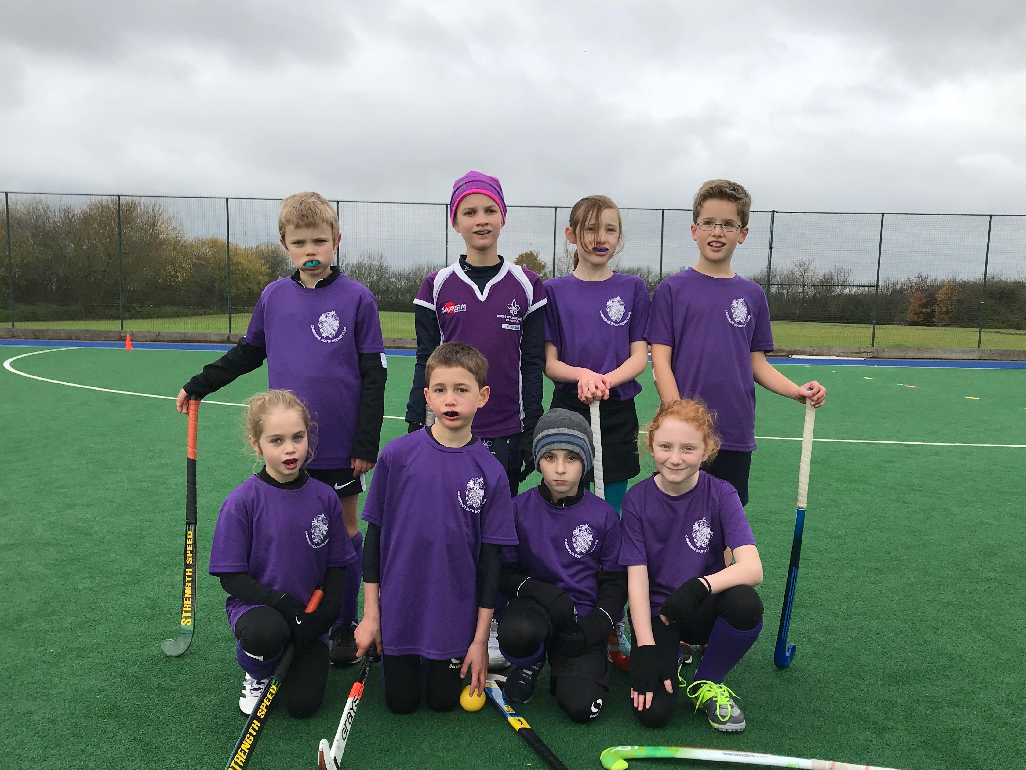 South Host First U10 and U12 Fixtures