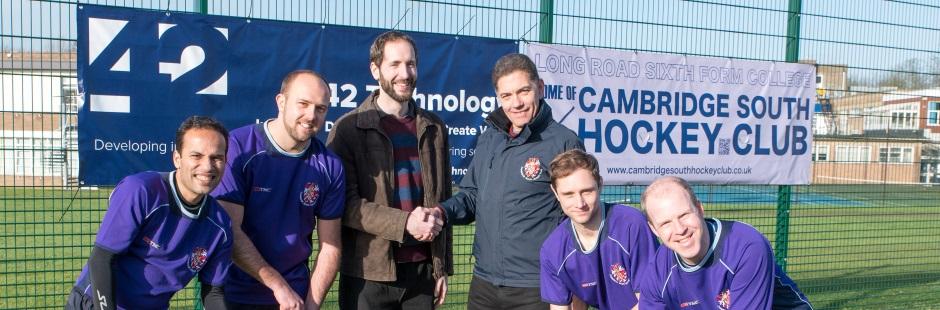 42 Technology sponsors Cambridge South