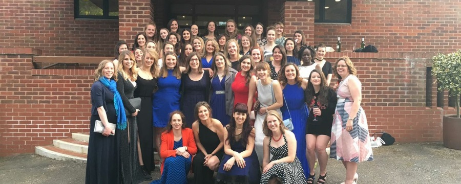 The Annual Dinner 2017: A Game of Two Halves